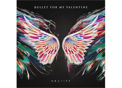 0602567560258 Spinefarm  Bullet For My Valentine Gravity - LTD (LP)