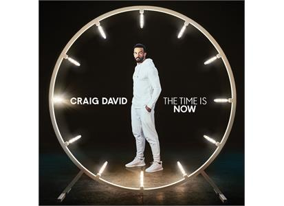 RCA547026 RCA  Craig David The Time Is Now (2LP)