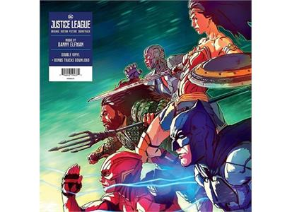 NLIN39989 Water Tower  Danny Elfman / Soundtrack Justice League (2LP)