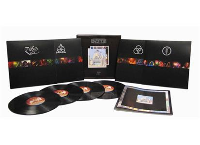 8122799489 Atlantic ATL35756 Led Zeppelin The Song Remains The Same (4LP)