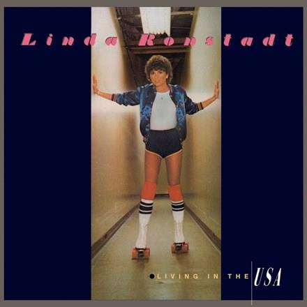 FRIM6155 Friday Music  Linda Ronstadt Living in the U.S.A. (LP)