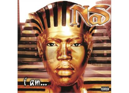 19075817681 Legacy Recordings  Nas I am (2LP)