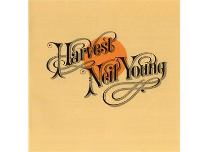 9362497865 Warner Bros.  Neil Young Harvest (LP)