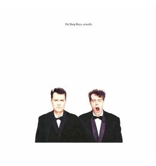 Pet Shop Boys Actually (LP)