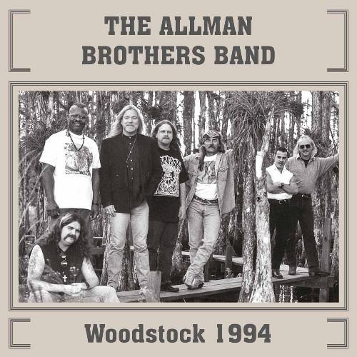 PV006 Prime  Allman Brothers Band Woodstock 1994 (2LP)
