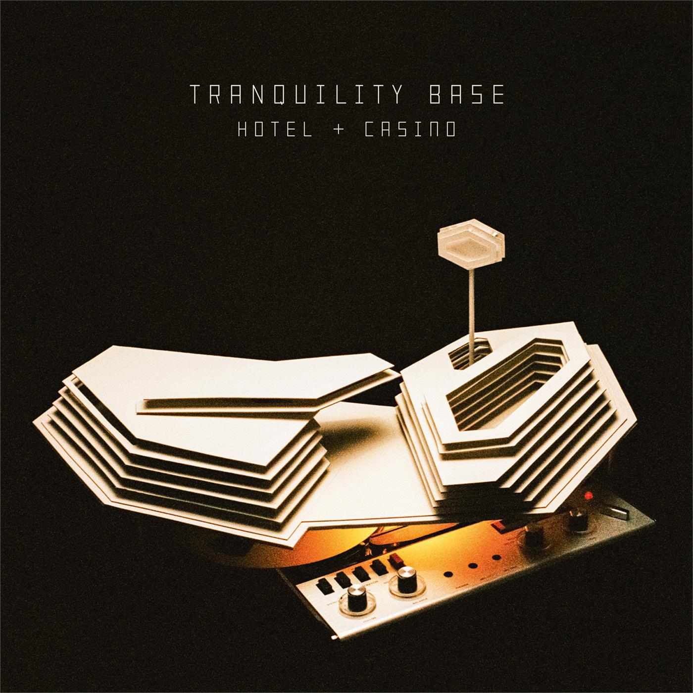 WIGLP339X Domino  Arctic Monkeys Tranquility Base Hotel&Casino - LTD (LP)