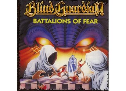 NB43221 Nuclear Blast  Blind Guardian Battalions of Fear (LP)