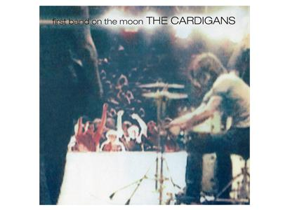 0602557221695 Universal  Cardigans First Band On the Moon (LP)