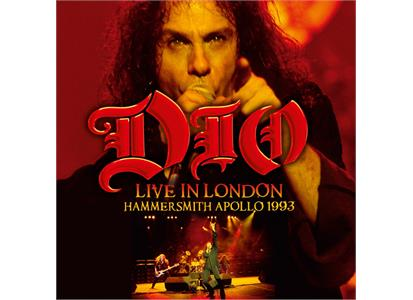 0213371EMX Rock Classics  Dio Live in London: Hammersmith Apollo (2LP)