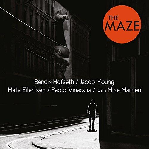 OSR001CD Oslo Session Recordings  Hofseth/Young/Eilertsen/Vinaccia The Maze (CD)