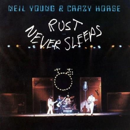 093624917571 Reprise 0093624917571 Neil Young & Crazy Horse Rust Never Sleeps (LP)