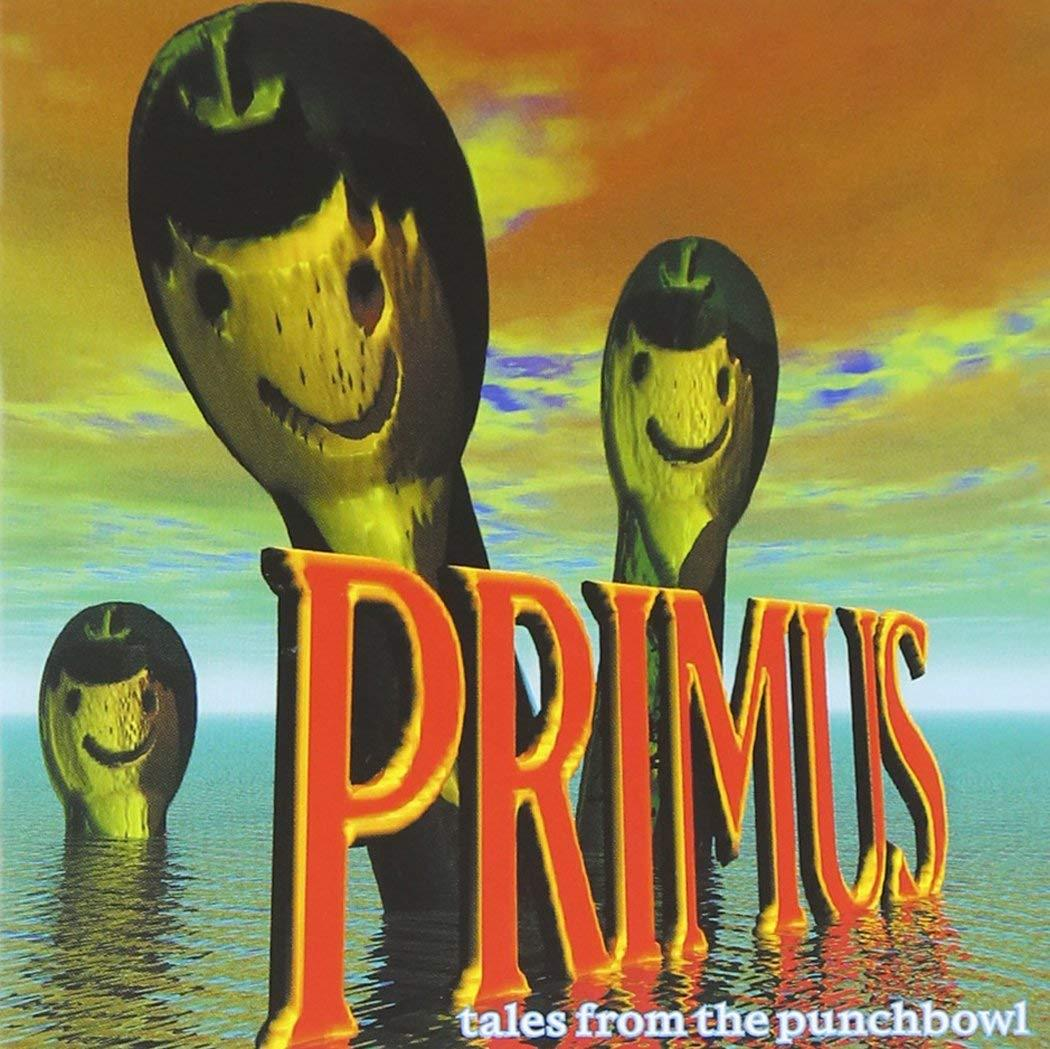 060255767041 Universal  Primus Tales From the Punchbowl (2LP)