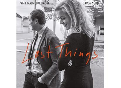 OSRVOLUM3 Oslo Session Recordings  Siril Malmedal Hauge / Jacob Young Last Things (CD)