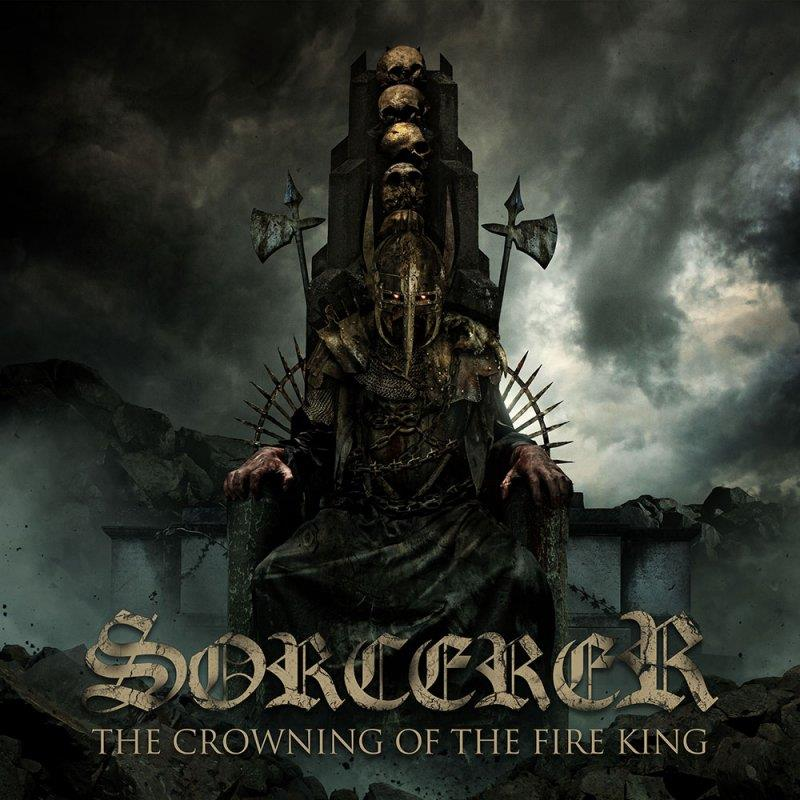 03984155331 Metal Blade  Sorcerer Crowning of the Fire King (2LP)