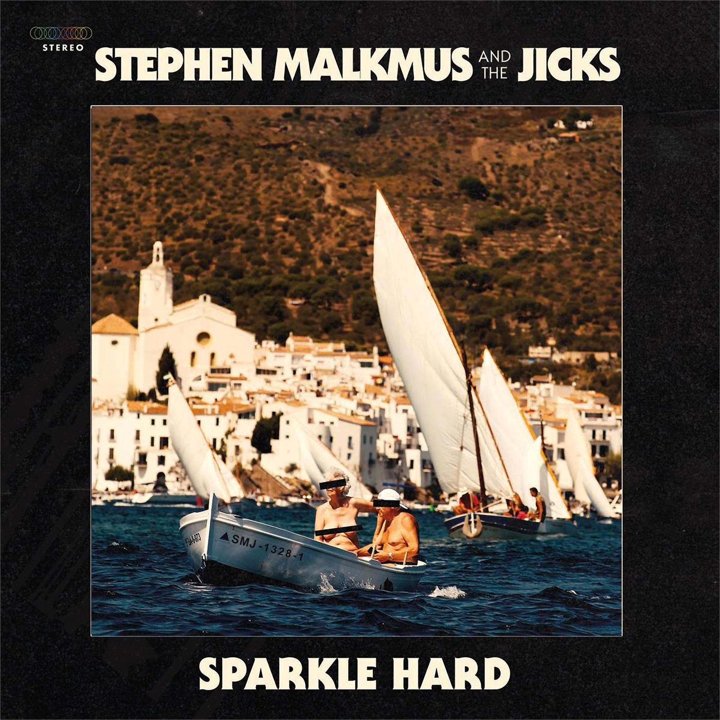WIGLP429X Domino  Stephen Malkmus & The Jicks Sparkle Hard - LTD (LP)