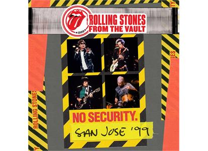 5034504168725 Eagle Rock  The Rolling Stones From The Vault: No Security (3LP)