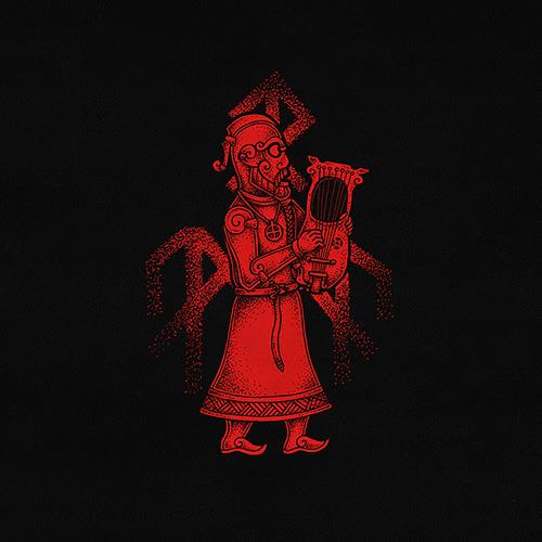 BNM014LP By Norse Music  Wardruna Skald (LP)