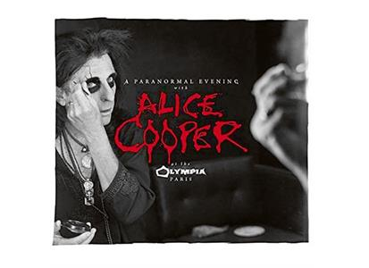 0213152EMU Ear Music  Alice Cooper Paranormal Evening At The Olympia (2LP)