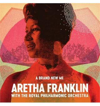 Aretha Franklin & Royal Philharmonic A Brand New Me (LP)