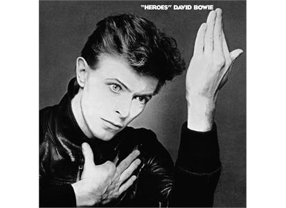 0190295842840 Parlophone UK Catalog  David Bowie Heroes (LP)