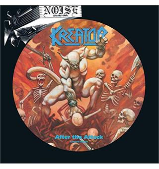 Kreator After the Attack (LP)