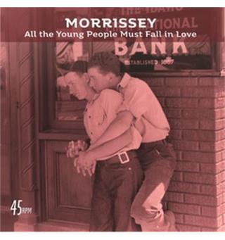 "Morrissey All The Young People Must Fall In.. (7"")"