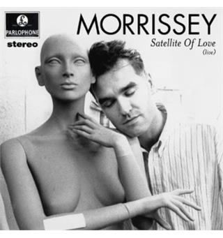 Morrissey Satellite Of Love - LTD (12'')