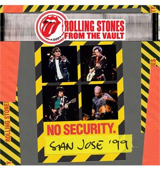 The Rolling Stones From The Vault: No Security (3LP)
