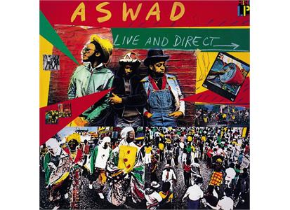 MOVLP2326 Music on Vinyl  Aswad Live and Direct (LP)