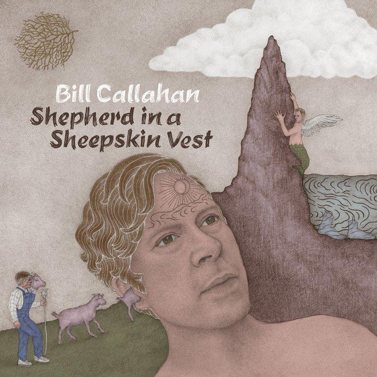 DC747LP Drag City  Bill Callahan Shepherd In A Sheepskin Vest (2LP)