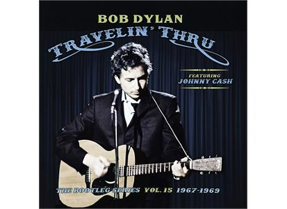 0190759819210 Columbia/Legacy  Bob Dylan Bootleg Series 15: Travelin' Thru (3LP)