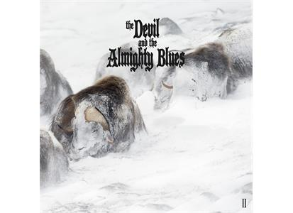 BFTRSLP009G Blues For The Red Sun  Devil and The Almighty Blues II - LTD (LP - GRØNN)