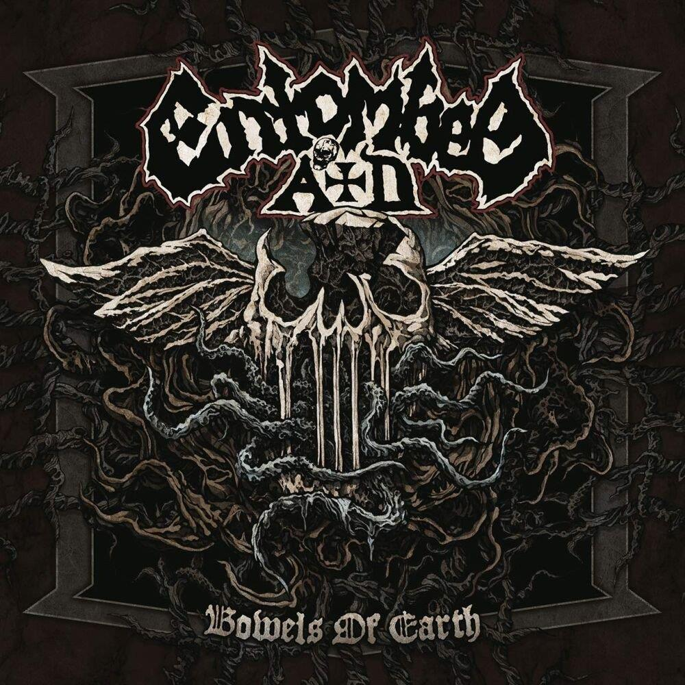 0190759665817 Century Media  Entombed A.D. Bowels Of Earth (2LP)
