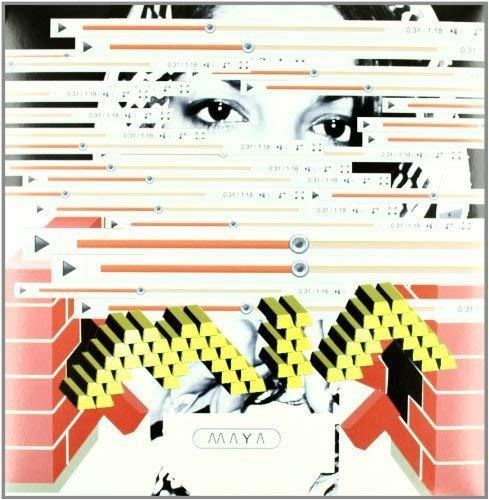 XLLP 497 XL Recordings  M.I.A. MAYA (2LP)