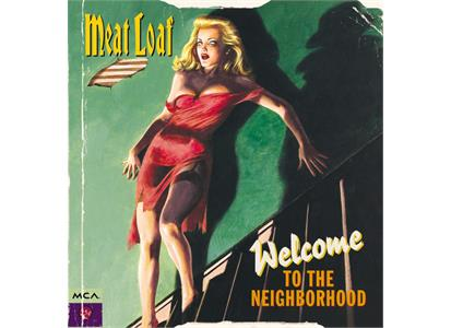 060257719791 Virgin  Meat Loaf Welcome to the Neighbourhood (2LP)