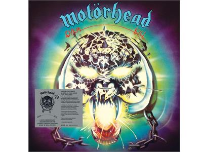 4050538462500 BMG Rights Management  Motörhead Overkill - 40th Anniversary Ed. (3LP)