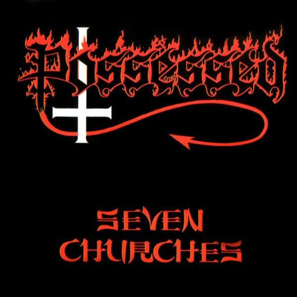 0190759569412 Century Media  Possessed Seven Churches - LTD (LP)