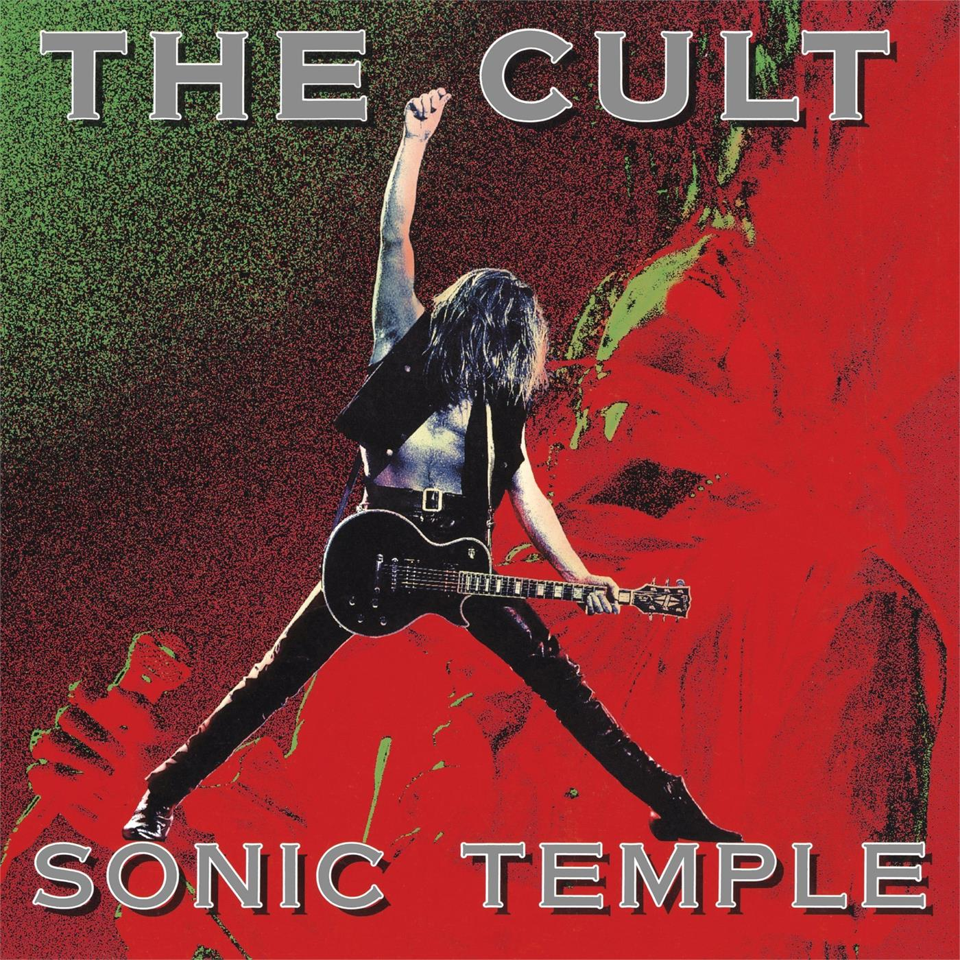 BBQ2151LP Beggars  The Cult Sonic Temple -  30th Ann. (2LP)