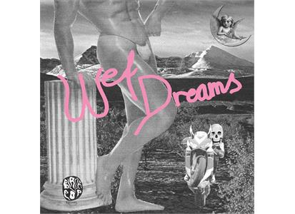 BLACKPOP006LP Black Pop Records  Wet Dreams Wet Dreams (LP)