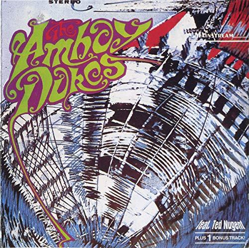 ACL0024 Mainstream  Amboy Dukes (Ted Nugent) The Amboy Dukes (LP)