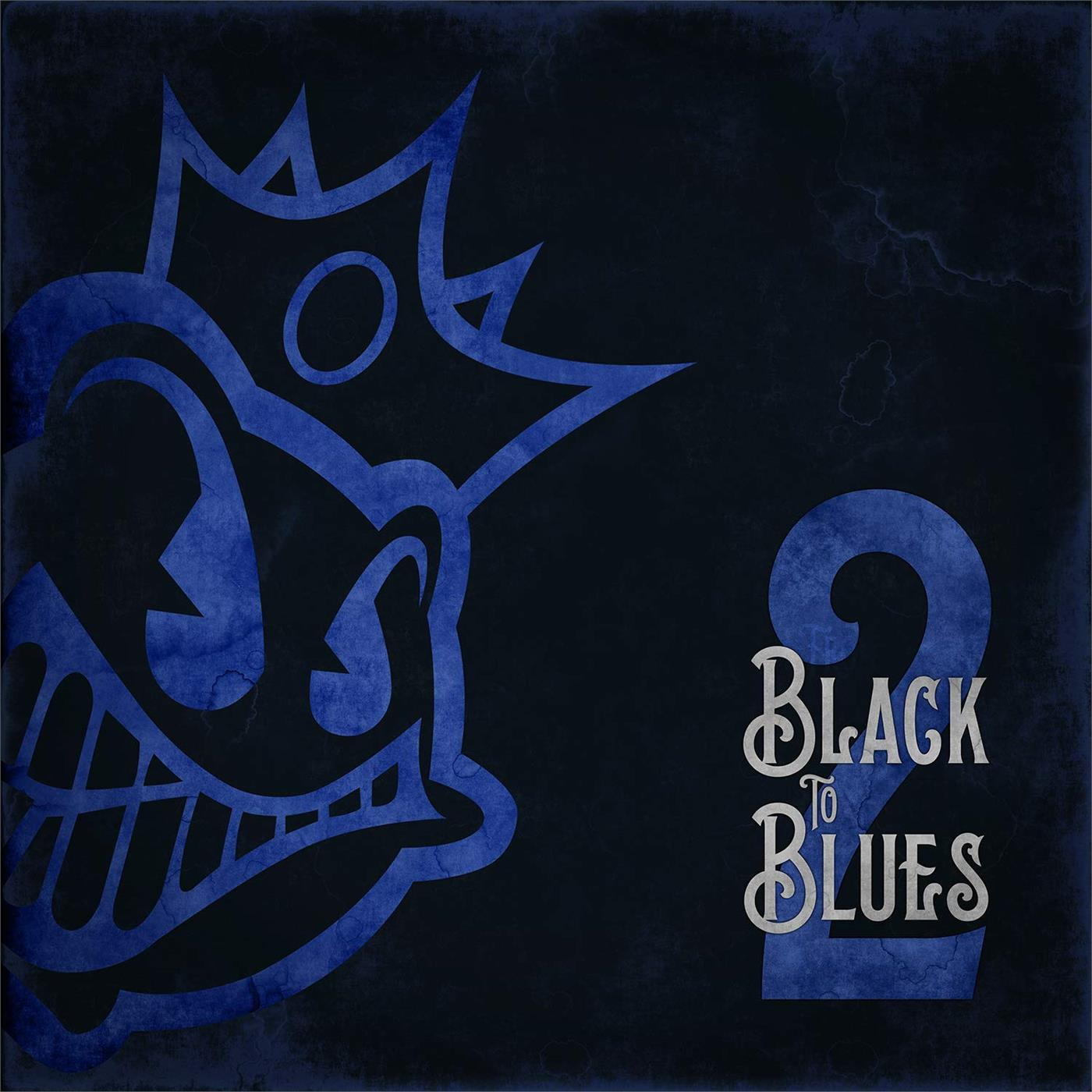 0810020500509 Mascot  Black Stone Cherry Black To Blues Volume 2 (LP)