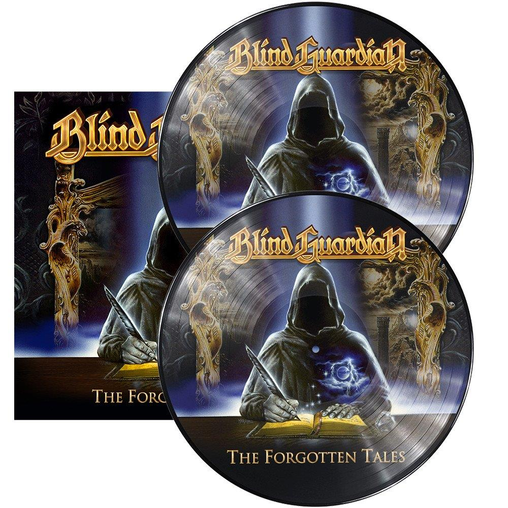 NB43296 Nuclear Blast  Blind Guardian Forgotten Tales - Picture Disc (2LP)