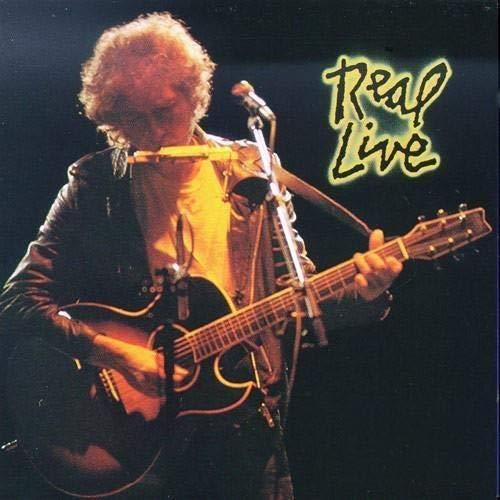 0190758469614 Columbia  Bob Dylan Real Live (LP)