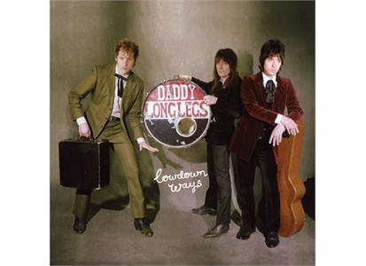 YEP2657LPLE Yep Roc  Daddy Longlegs Lowdown Ways - LTD (LP)