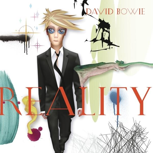 0889854344917 Columbia  David Bowie Reality (LP)