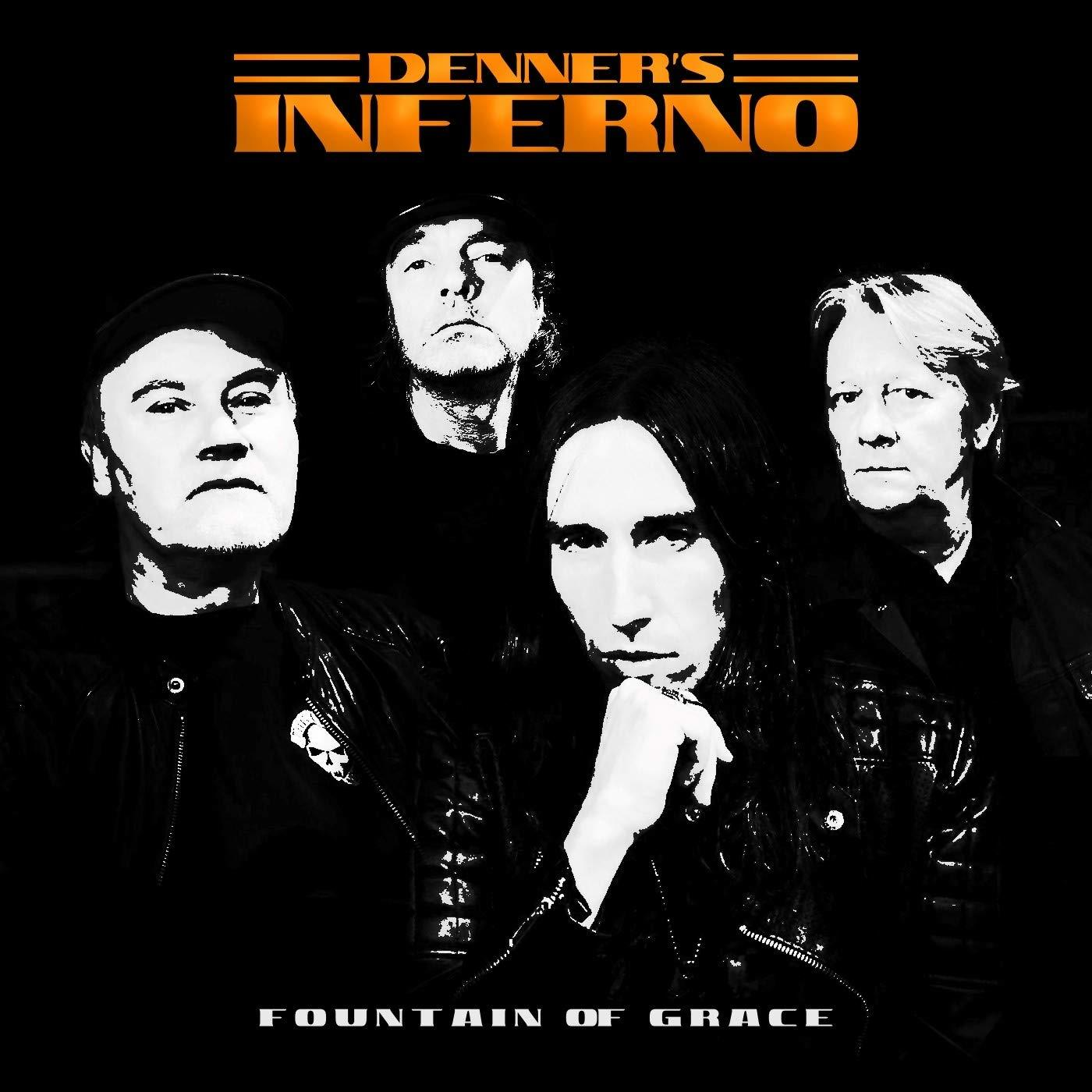 1180131 Mighty Music  Denner's Inferno Fountain Of Grace EP (LP)
