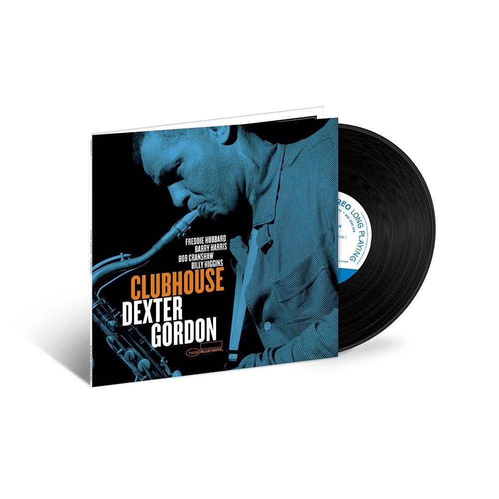 B002935601 Blue Note  Dexter Gordon Clubhouse - Tone Poet Ed. (LP)