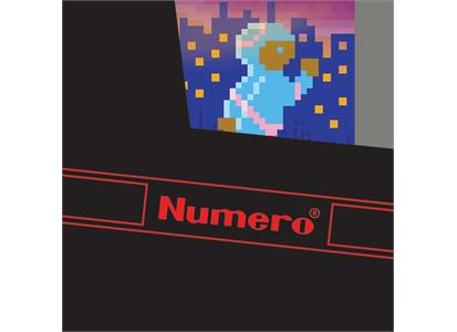 NUM101LP Numero Group  Diverse artister Escape From Synth City (LP)