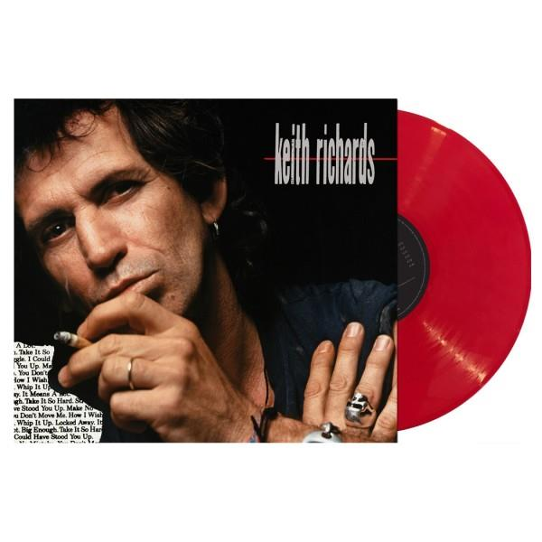 4050538467000 BMG  Keith Richards Talk Is Cheap - 30th Ann. - LTD (LP)