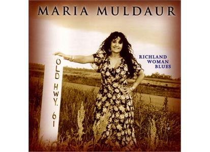PP12702 Pure Pleasure  Maria Muldaur Richland Woman Blues (LP)